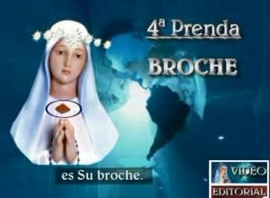 4 broche